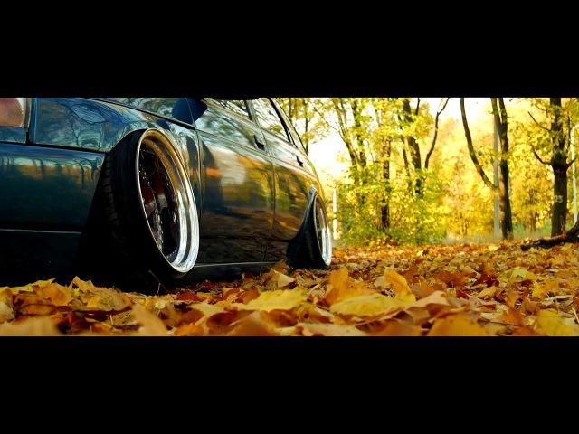 Autumn car videoset