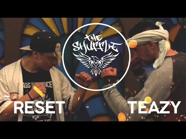 TEAZY FEAT RESET SHUFFLE DANCE 2018