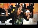 "FRIDAY! Kandi Burruss, ""Permission"" Rebecca Hall Food Fight Dallas!"