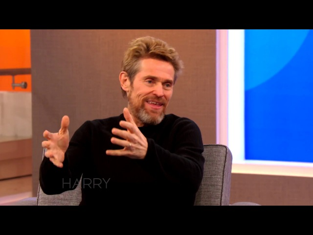 Will Willem Dafoe Spill Any
