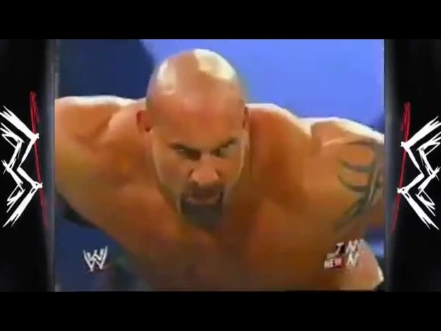 WWE Best Goldberg Spears 3