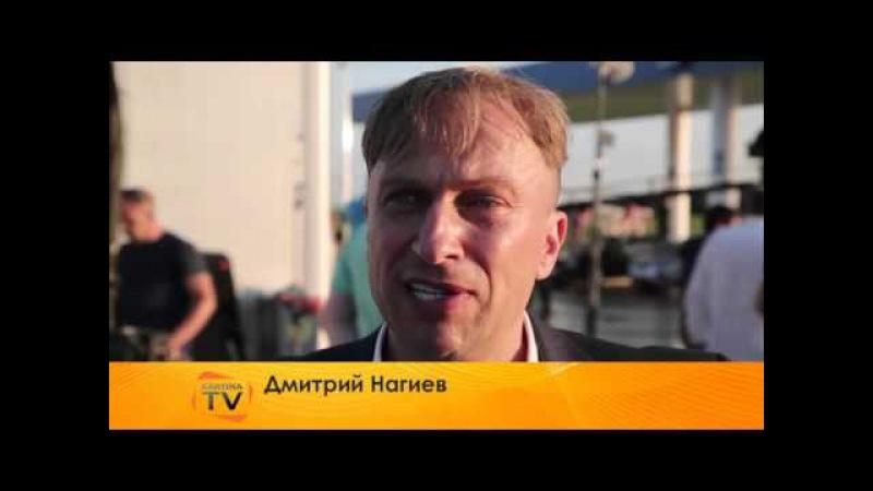 Дмитрий Нагиев о фильме «Самый лучший день»