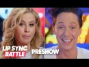 Johnny Weir & Tara Lipinski Interview w/ Niki DeMartino | Lip Sync Battle Preshow