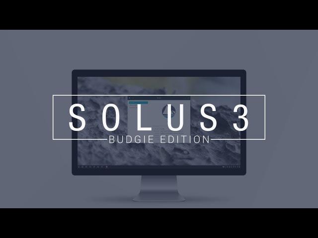 Solus 3 Budgie Лучший дистрибутив Linux для Web разработки и не только