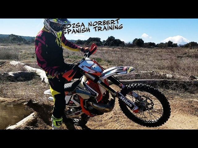 32 Jozsa Norbet Levente Spanish SuperEnduro Training