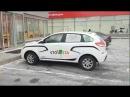 Наш новый Lada XRay Лада Иксрей для отдела доставки