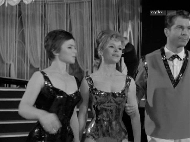 Пансион Буланка ДЕФА ГДР 1964 детектив советский дубляж