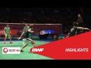 YONEX All England Open 2018 Badminton MD QF Highlights BWF 2018