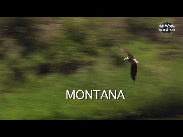 Montana from Above - 3 Breathtaking Minutes Montage (HD)