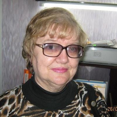Валентина Андрианова