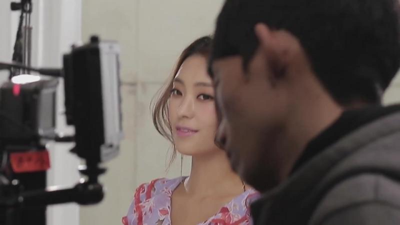 윤보라 (Yoon Bora) X ROMISTORY CF Making