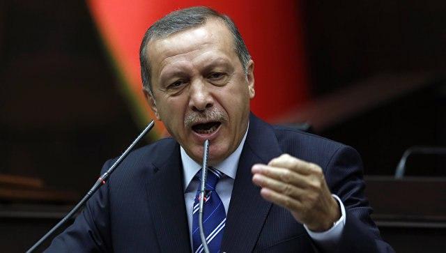 Эрдоган сделал резкое заявление по США