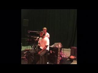 Frank Ocean & Buddy Ross — Nikes (Rehearsal)