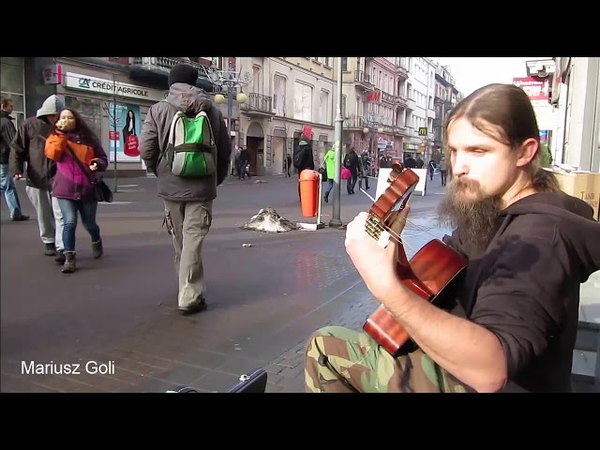 Top 10 Most Amazing Homeless Performers Musican ( Part 1 )