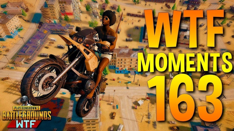 [PUBG WTF - Funny Moments] PUBG Funny WTF Moments Highlights Ep 163 (playerunknown's battlegrounds Plays)