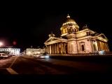Таймлапс Санкт-петербург. Апрель 2016