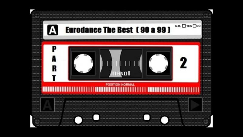 The Best Eurodance ( 90 a 99 ) - Part 2