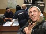 Судебные приставы арестовали автомобиль Алексея Панина