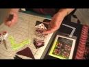 Видео о том, как легко и просто можно добавить изюминку в ваше изделие.