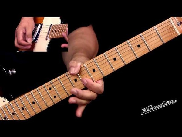 Chuck Berry Style Guitar Lesson