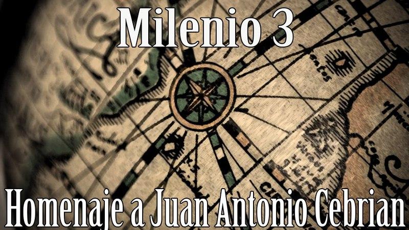 Milenio 3 - Homenaje a Juan Antonio Cebrian. La Rosa de los Vientos