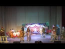 Сочи 2018г. Роза Ветров Театр Лицедеи 3 часть
