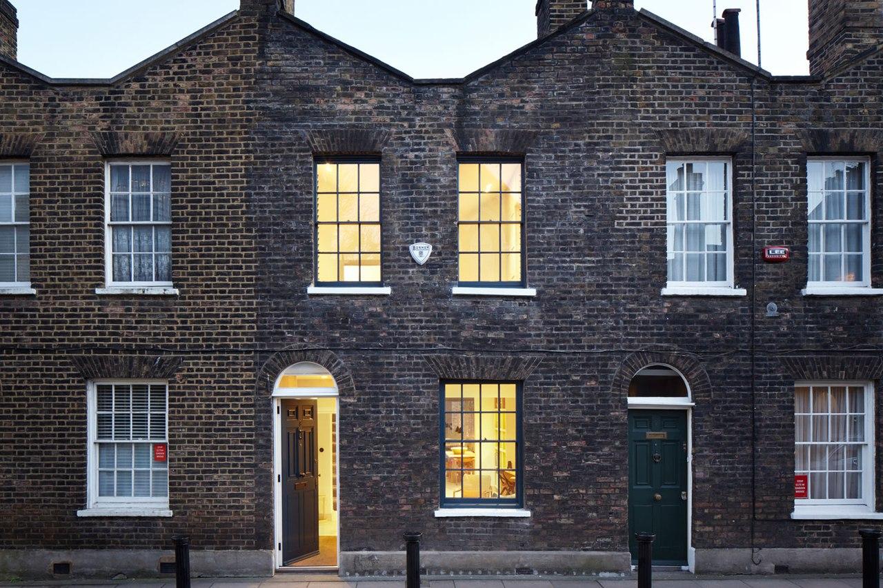 Частный дом в Лондоне