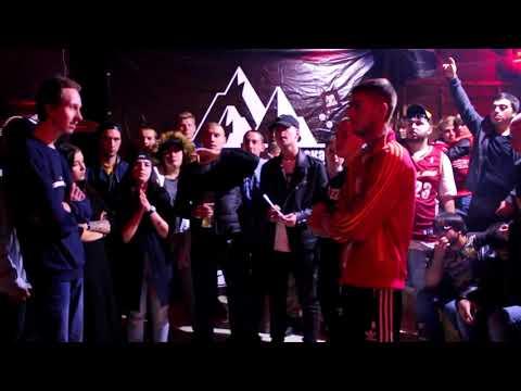 РБП Battle 2x2 Ozzy Opium VS Lound Alpunk