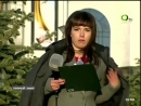 Телеведущей не дали согреться 9 мая на Сахалине.