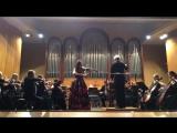 Александр Глазунов (1865-1936) Концерт для скрипки с оркестром ля минор, соч. 82