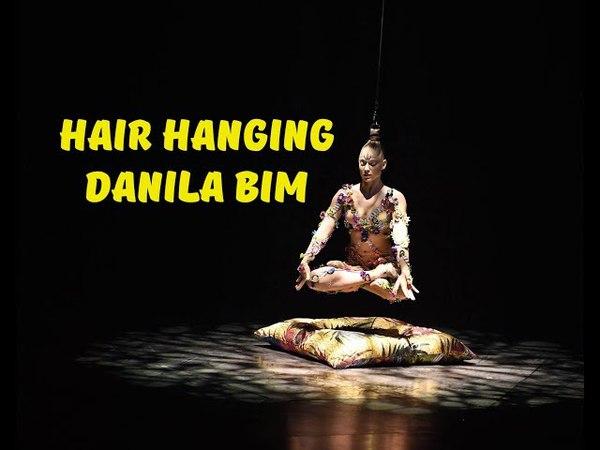 Danila Bim | Hair Hanging | Cirque du Soleil