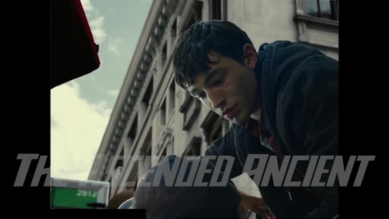 Удаленные и вырезанные сцены из фильма «Лига справедливости»