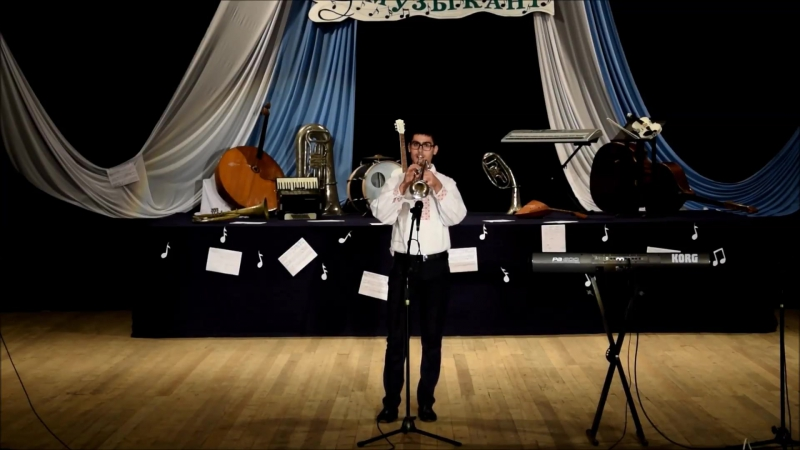 """Фестиваль """"Играй музыкант"""" -- Миша Мешеогло .. Чадыр-Лунга 02.12.2017"""
