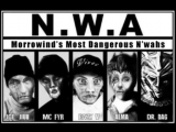 N'wahs With Attitude - fuck the guards