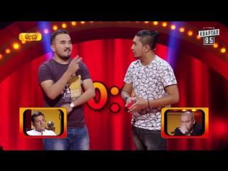 Резиденты Жарайт сити победили в украинском телешоу Рассмеши комика