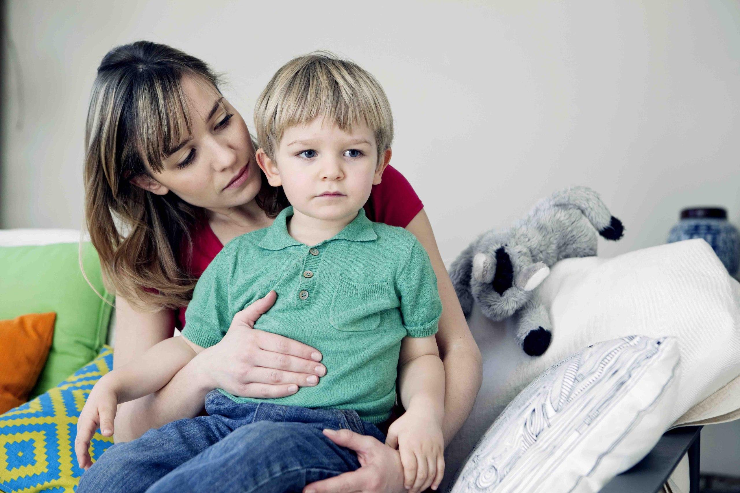 Лечение аутизма - пищеварительная аллергия и поведенческие проблемы
