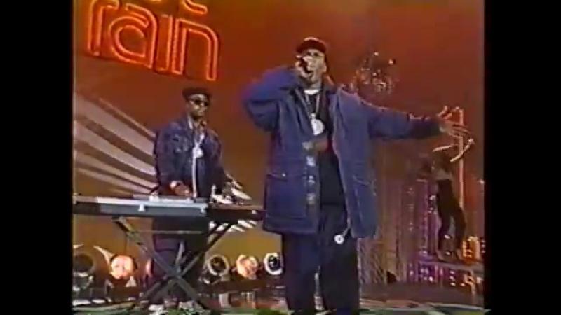 Eric B Rakim Juice Know the Ledge Soul Train March 21 1992
