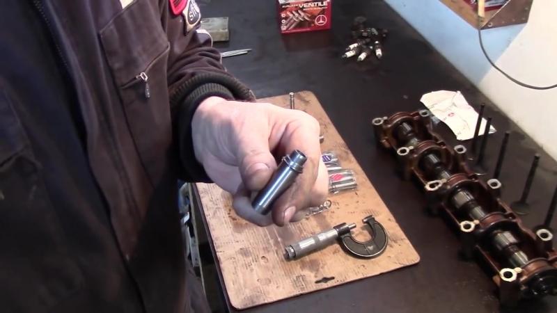 Направляющие втулки клапанов ВАЗ 21011 - 21213-14