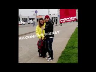 Эксклюзив! «ОРЕЛ И РЕШКА: РОССИЯ»: Тимур Родригез и Жанна Бадоева в Краснодаре!