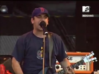 Bloodhound gang - the ballad of chasey lain (live)