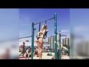Влюбитесь за 5 минут ТРЕНИРОВОК - модель Gina Marie - фитнес мотивация