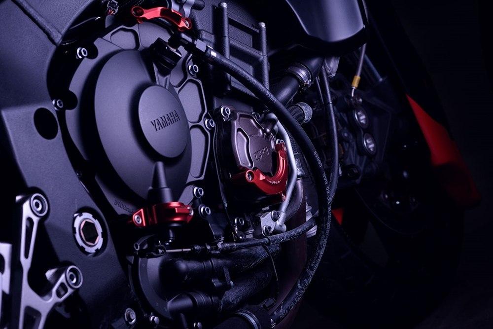 Partridge Design: кастомYamaha MT-10 Tempus Fury