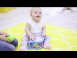 Как развивать мелкую моторику у малышей. Подборка игр