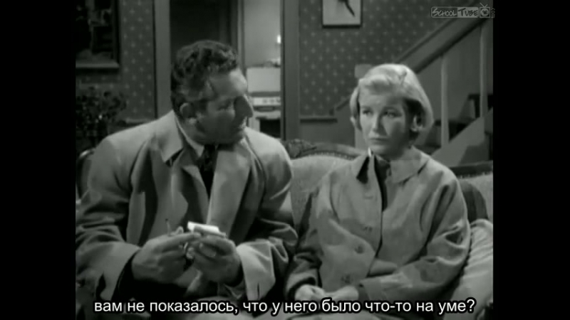 Агнец на заклание Lamb to the Slaughter 1958 Альфред Хичкок представляет Alfred Hitchcock Presents С 3 Эп28 Реж Альфред Хичкок