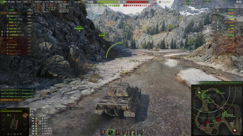 World of Tanks 2018.04.20 - 19.08.37.01 » Freewka.com - Смотреть онлайн в хорощем качестве