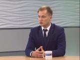 ГТРК ЛНР. Утро на Луганск 24. Максим Скляр. 4 октября 2017