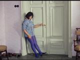 Наталья Варлей в синих колготках