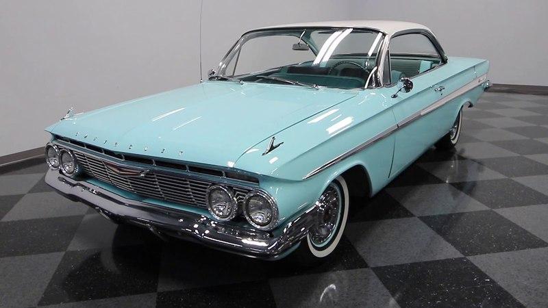 '61 Chevrolet Impala Bubble Top