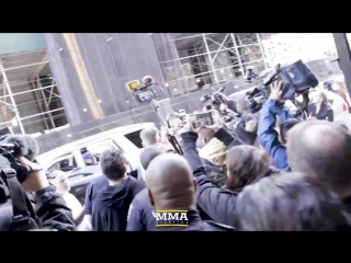 Conor McGregor Exits Courthouse After Hearing For UFC 223 Bus Attack