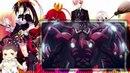 Новая эра DxD High School DxD 4 сезон Демоны Старшей Школы 1 серия обзор от OVERLORDS'a